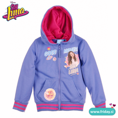 Jopa Soy Luna 'Good Mover'