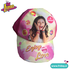 Kapa Soy Luna  'Enjoy Love'