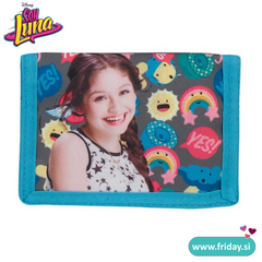Denarnica Soy Luna 'Athletic'
