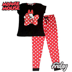 Pižama Minnie (S-XL)